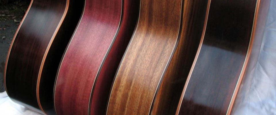 بدنه گیتار 40