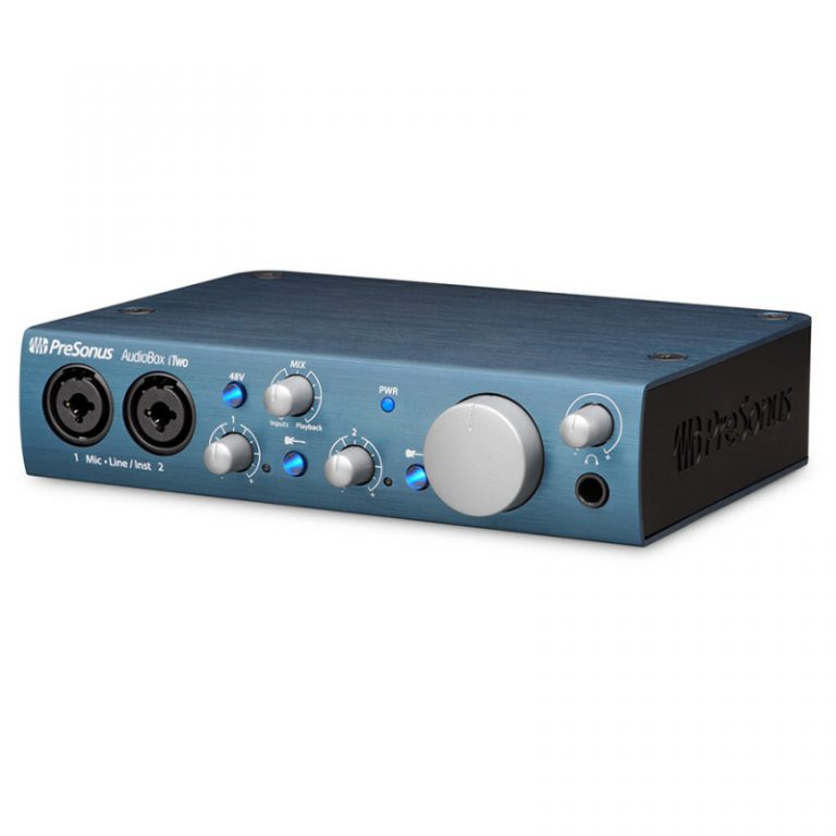 کارت صدا پریسونوس متناسب با آیپد Presonus Audiobox iTwo