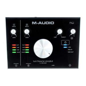 کارت صدا ام آدیو M-Audio M-Track 2X2M