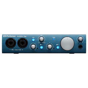 کارت صدا و پکیج پریسونوس Presonus AudioBox iTwo Studio