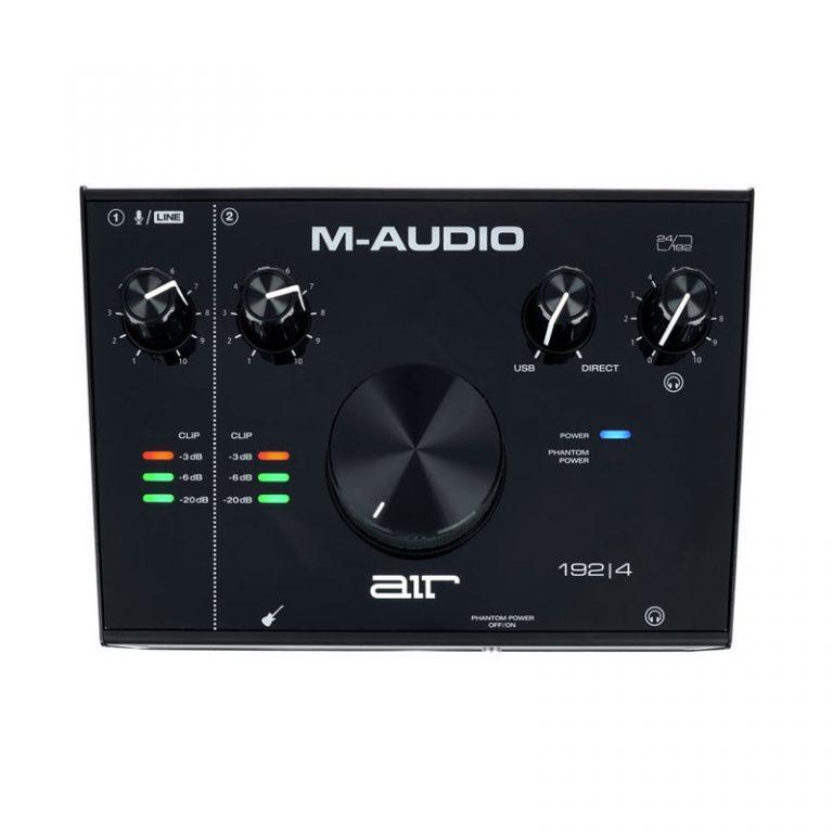کارت صدا ام آدیو M-Audio AIR 192|4