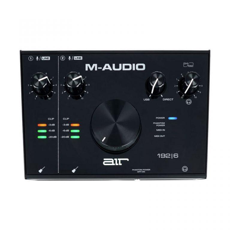 کارت صدا ام آدیو M-Audio AIR 192|6
