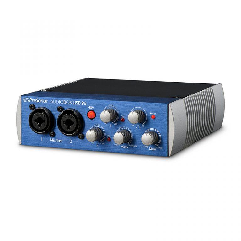 کارت صدا پریسونوس Presonus AudioBox USB 96