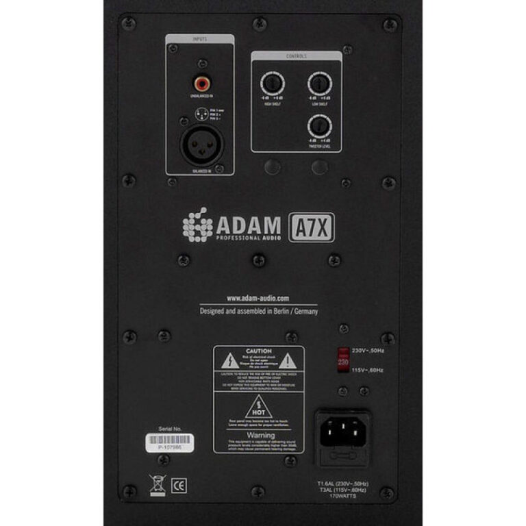 اسپیکر مانیتورینگ آدام آدیو ADAM A7X