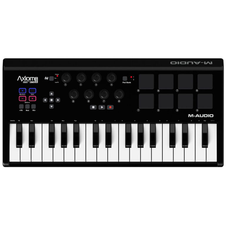 میدی کنترلر ام آدیو M-Audio Axiom AIR 32 Mini