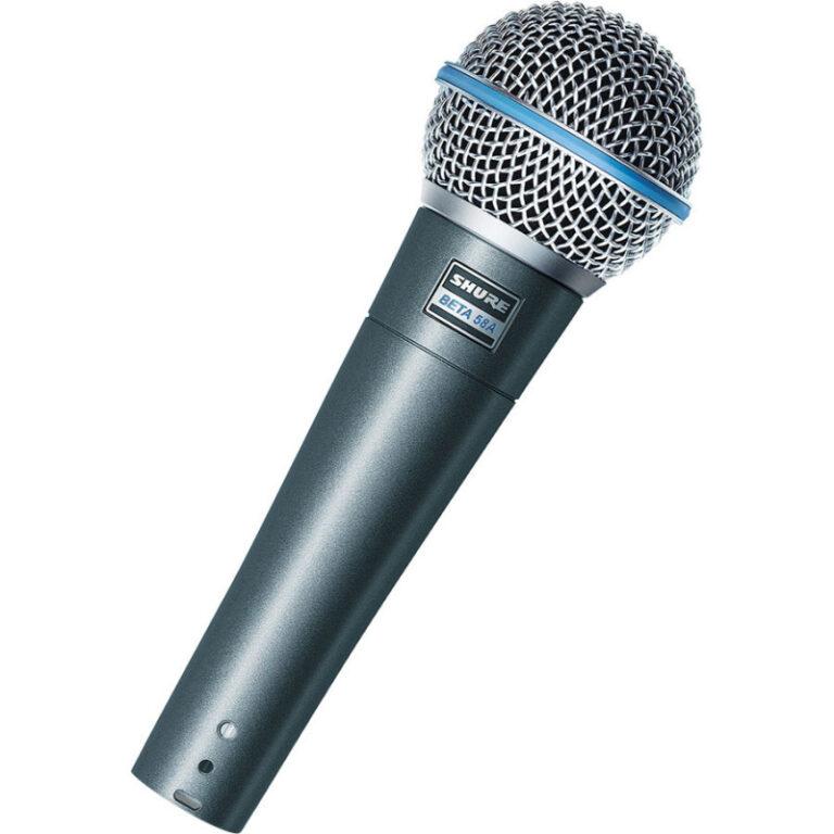 میکروفن دینامیک دستی شور Shure BETA58A