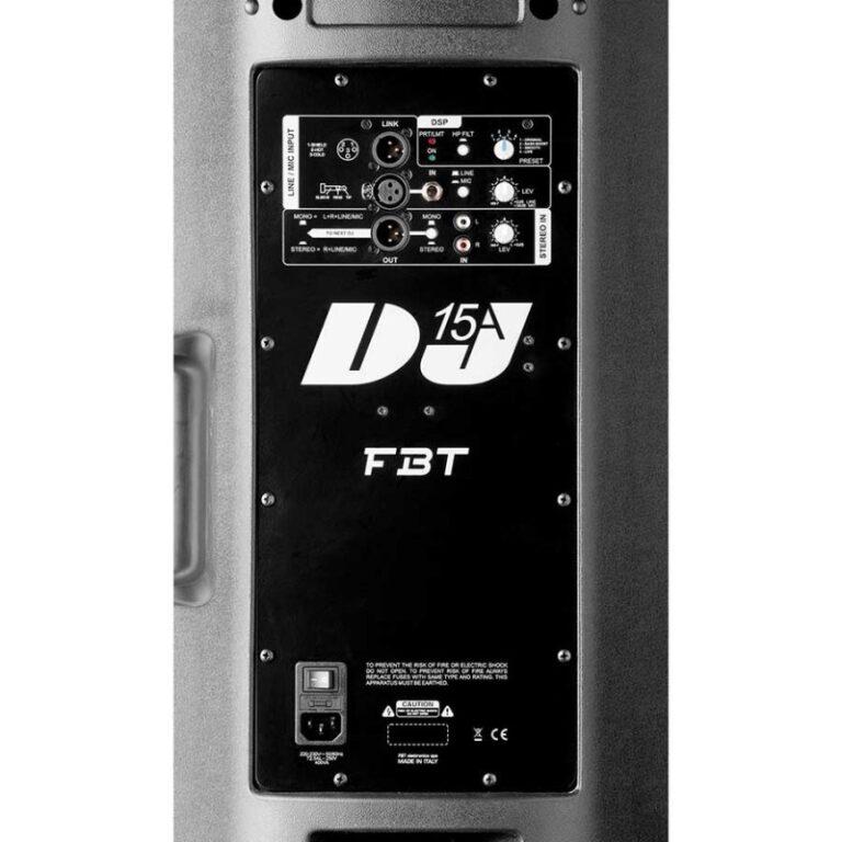 اسپیکر   باند اکتیو اف بی تی FBT DJ15A