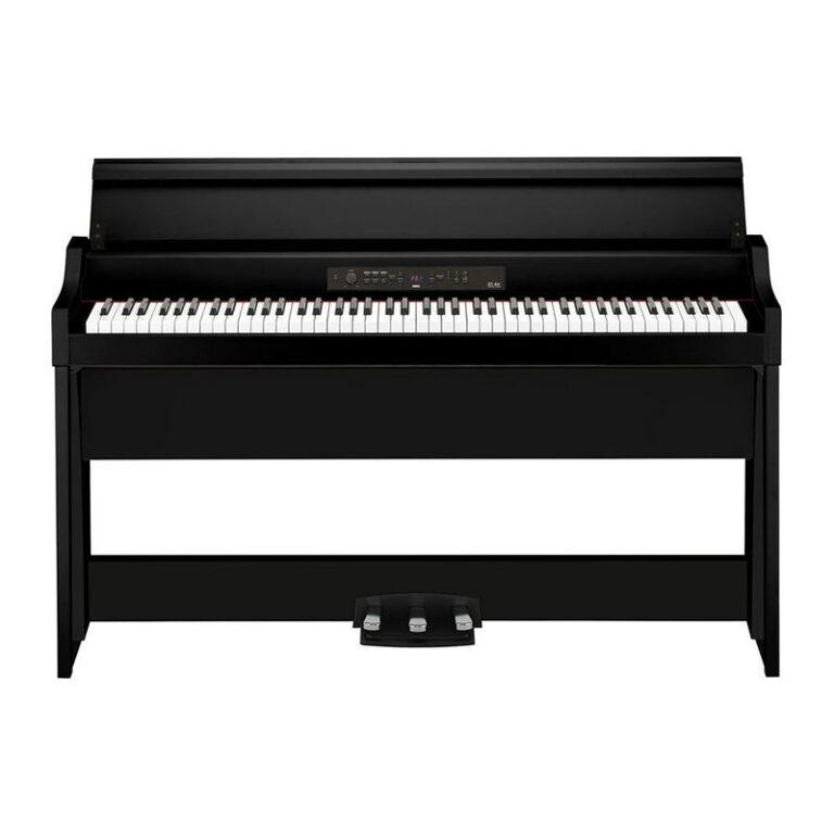 پیانو دیجیتال کرگ Korg G1 Air BK