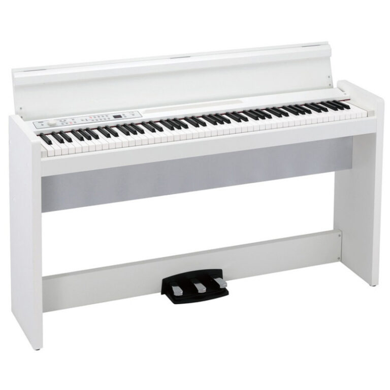 پیانو دیجیتال کرگ  KORG LP-380-WH