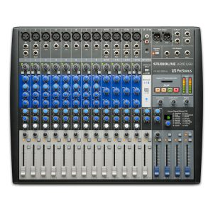 میکسر صدا پریسونوس Presonus StudioLive AR16 USB