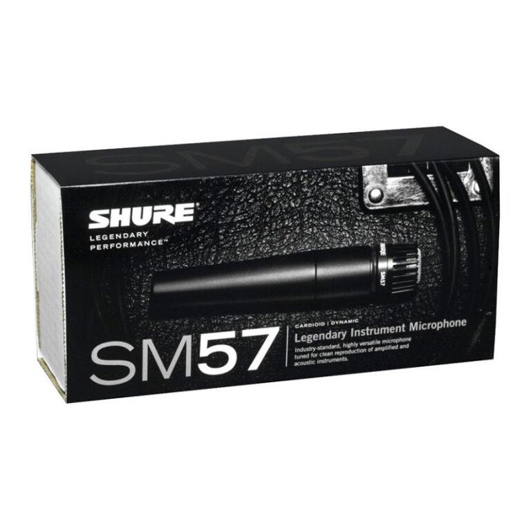 میکروفن داینامیک دستی شور Shure SM57