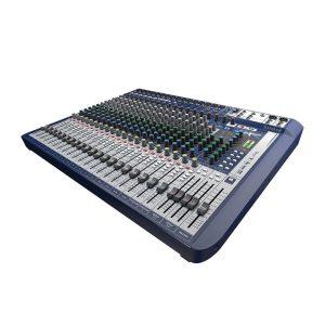 میکسر صدا سوندکرافت Soundcraft Signature 22