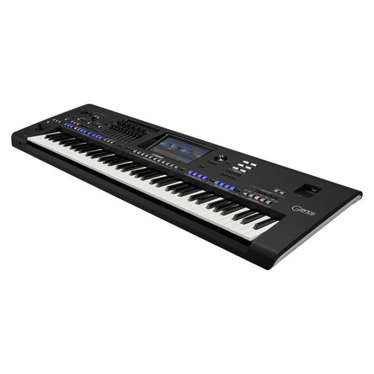کیبورد ارنجر ورک استیشن یاماها Yamaha Genos
