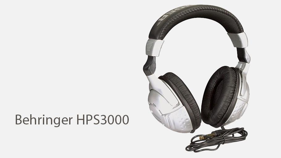 هدفون بهرینگر Behringer HPS3000