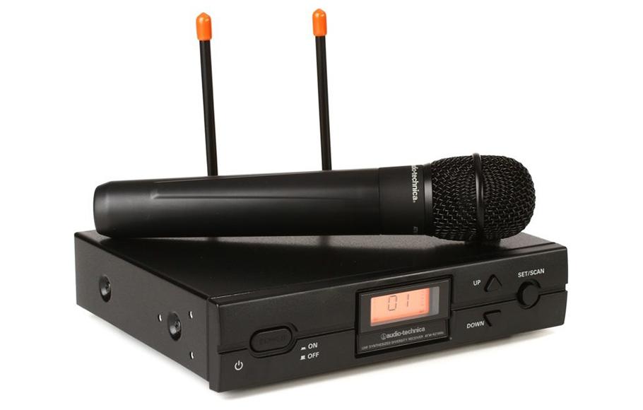 میکروفن بیسیم آدیو تکنیکا Audio-Technica ATW-2120B