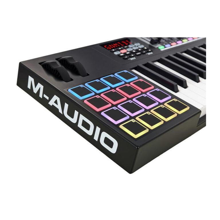 میدی کنترلر ام آدیو M-Audio Code 49 Black