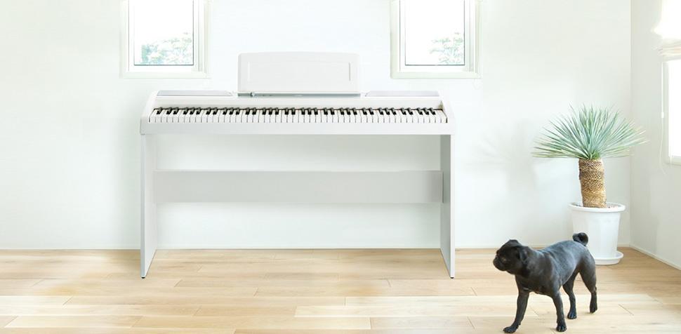 پیانو دیجیتال KORG SP-170S-BK