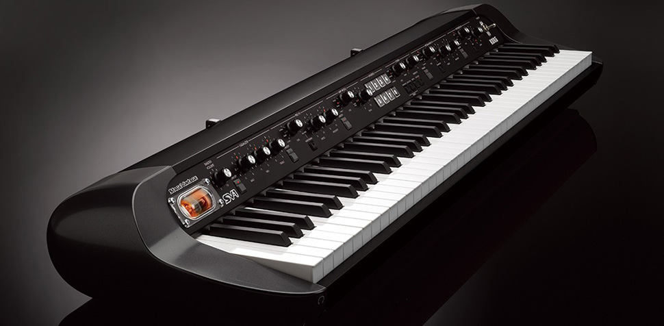 پیانو دیجیتال کرگ KORG SV-1 88