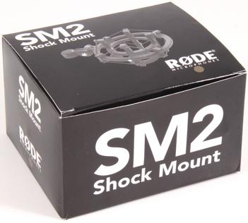 لرزه گیر میکروفن Rode SM2