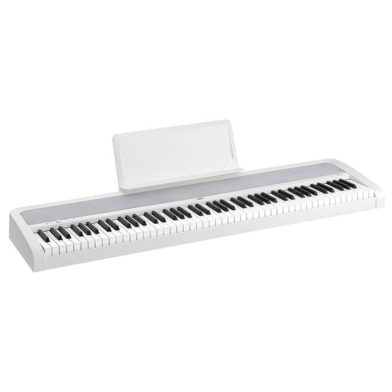 پیانو دیجیتال Korg B1 Digital Piano – White