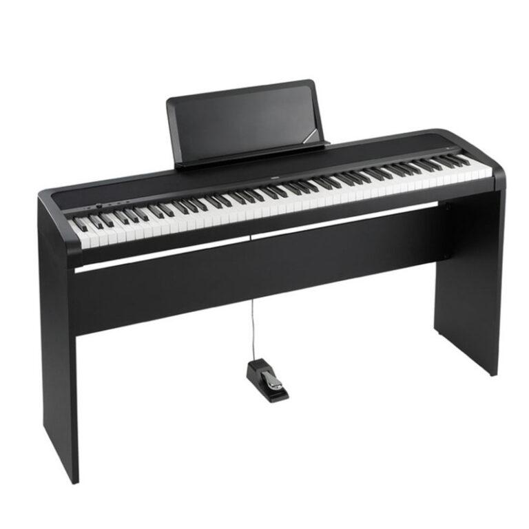 پیانو دیجیتال Korg B1 Digital Piano – Black