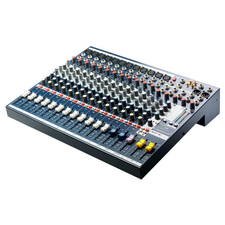 میکسر صدا سوندکرافت Soundcraft EFX12