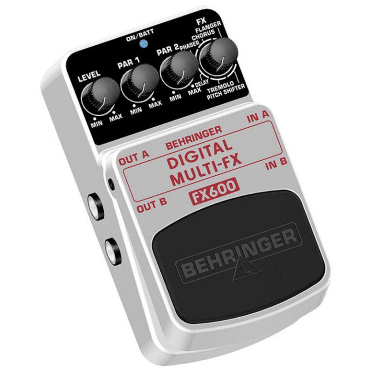 افکت گیتار الکتریک بهرینگر Behringer FX600