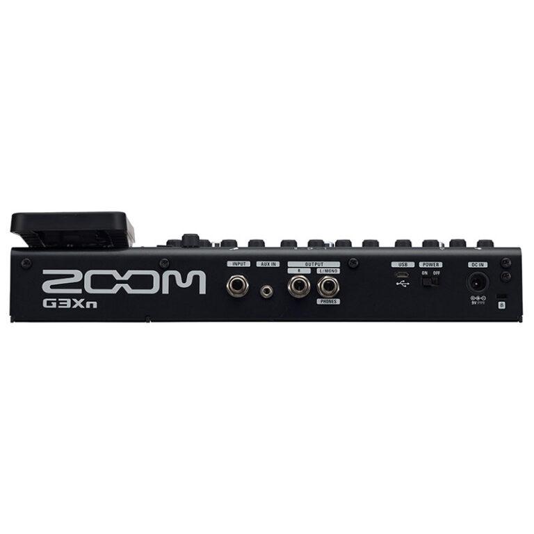 افکت گیتار الکتریک زوم ZOOM G3Xn