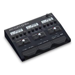 افکت گیتار الکتریک زوم ZOOM G3n