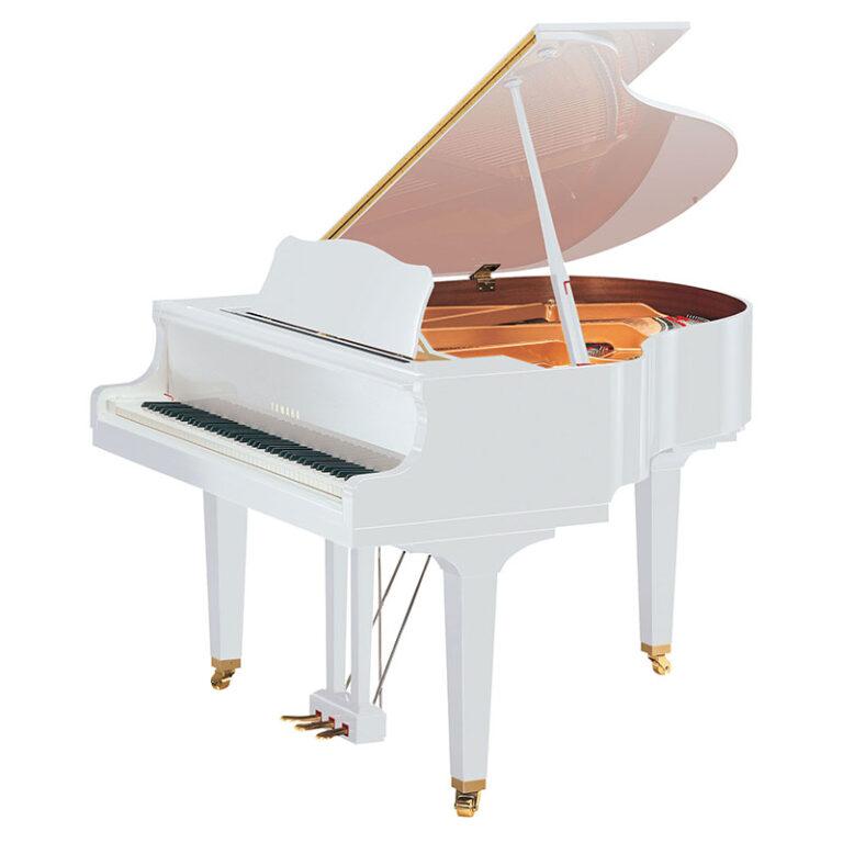 پیانو آکوستیک یاماها Yamaha GB1K PWH