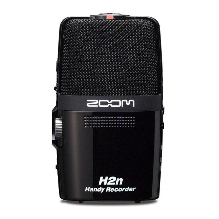 رکوردر صدا زوم ZOOM H2n