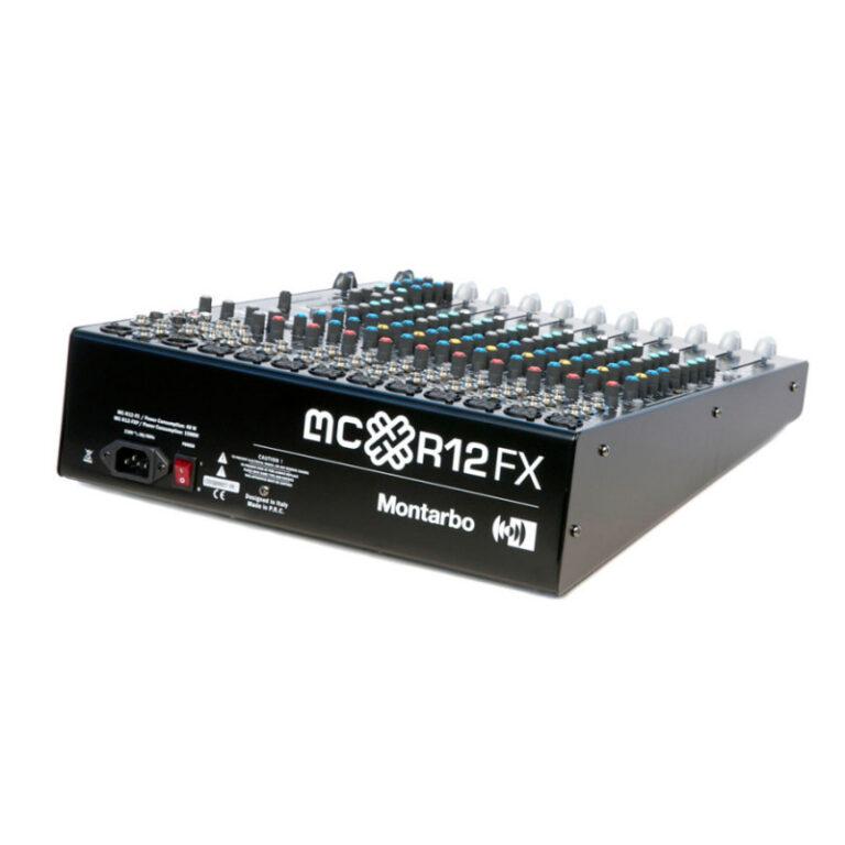 میکسر صدا مونتاربو Montarbo MC-R12FX