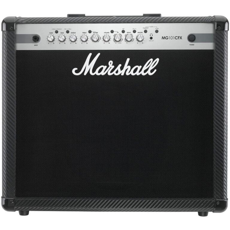 آمپلی فایر گیتار مارشال Marshall MG101CFX