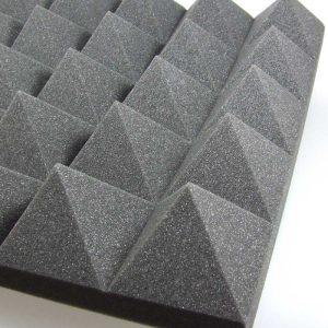 پنل آکوستیک تی ام گروپ TM Group Pyramid Foam 17 2x1