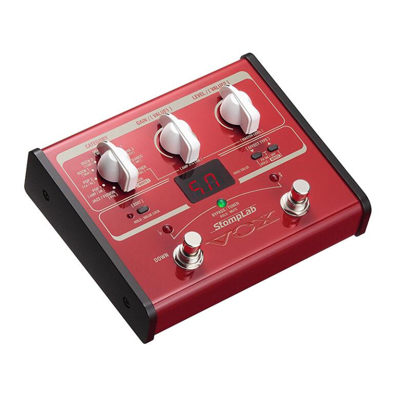 افکت گیتار الکتریک ووکس Vox StompLab IB Bass