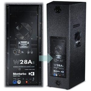 اسپیکر | باند اکتیو مونتاربو Montarbo W28As
