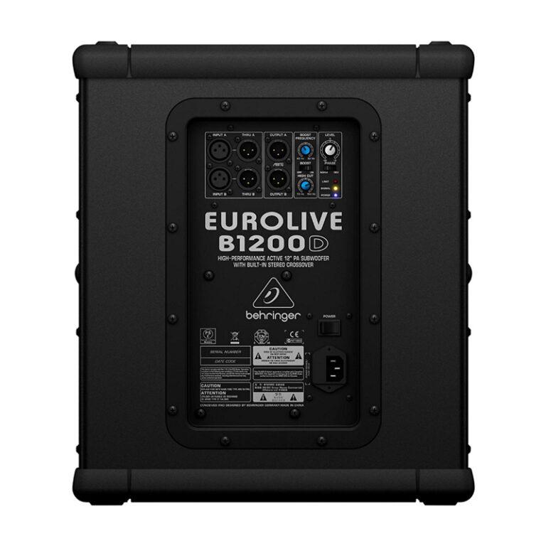 اسپیکر | باند اکتیو بهرینگر Behringer Eurolive B1200D-PR