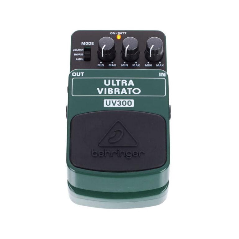 افکت گیتار الکتریک بهرینگر Behringer UV300 Ultra Vibrato Pedal