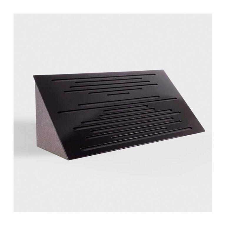 پنل آکوستیک دکونیک Deconik Wave Wood Alpha Bass Trap Black
