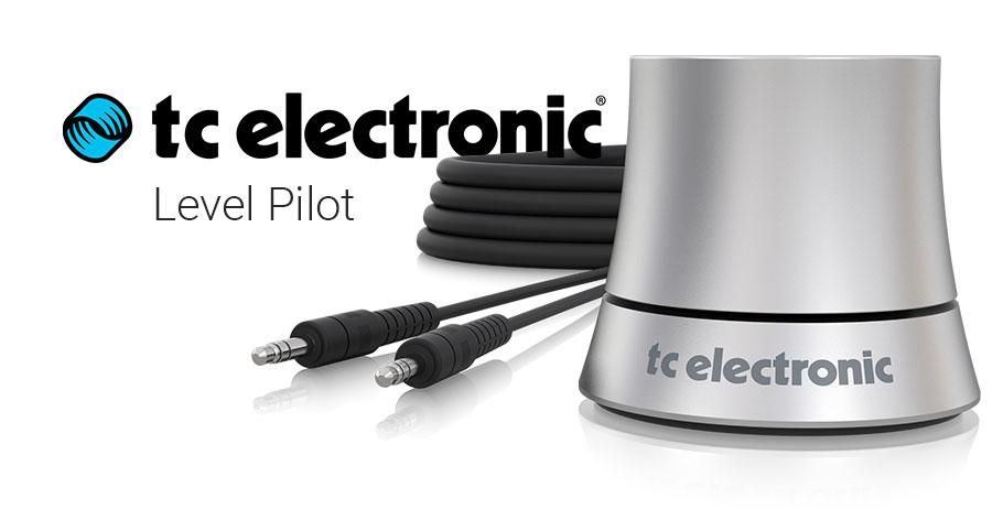 ولوم کنترلر تی سی الکترونیک TC Electronic Level Pilot