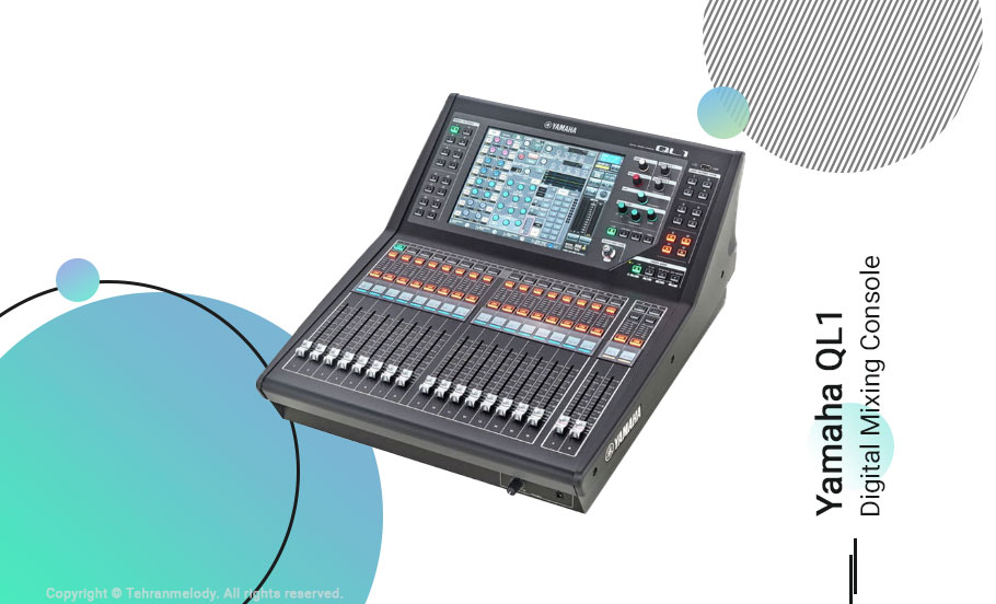 میکسر صدا یاماها Yamaha QL1