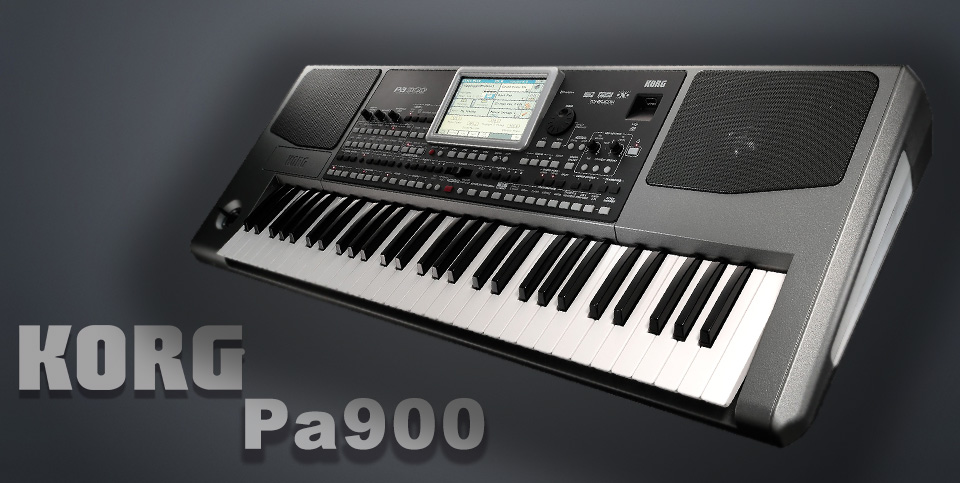 کیبورد ارنجر موسیقی KORG Pa900