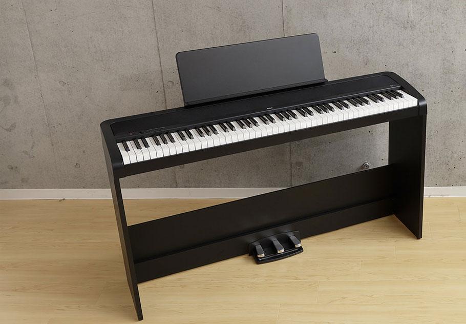 پیانو دیجیتال Korg B2-SP Black