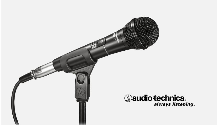 میکروفن آدیو تکنیکا Audio-Technica Pro41