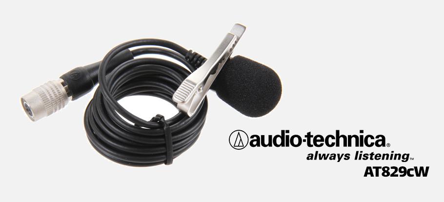میکروفن آدیو تکنیکا Audio-Technica AT829cW