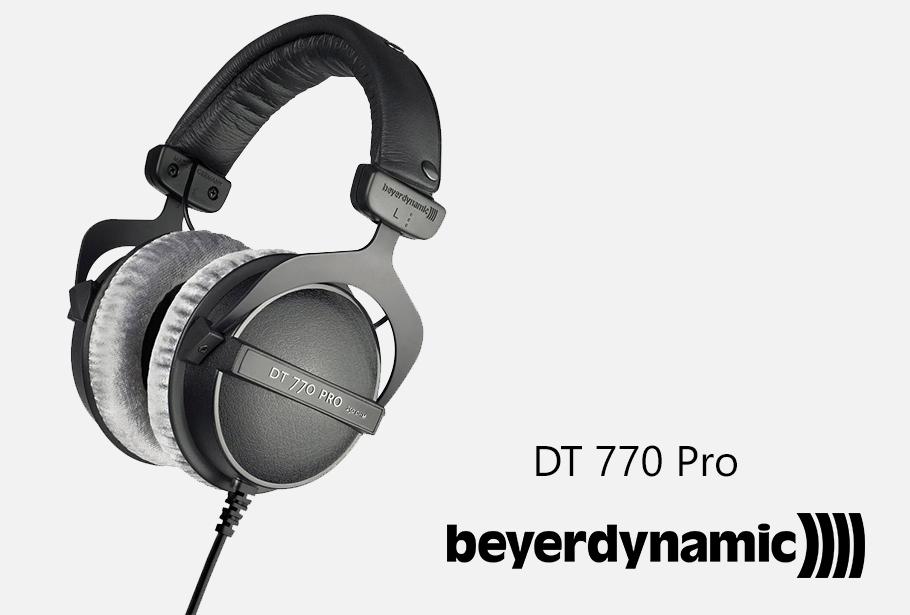 هدفون Beyerdynamic DT 770 Pro 250 Ohms