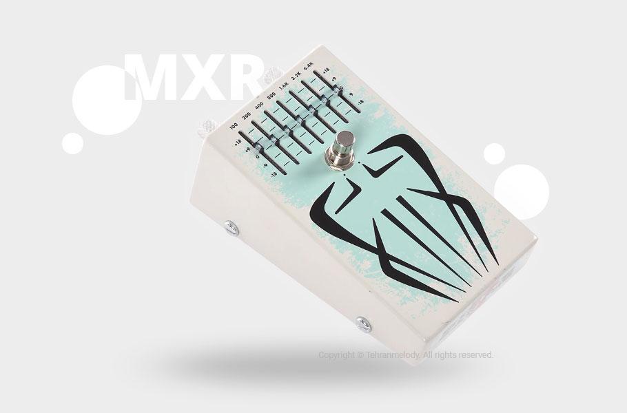 افکت گیتار الکتریک ام ایکس آر MXR BFG07 Octavio Fuzz FX