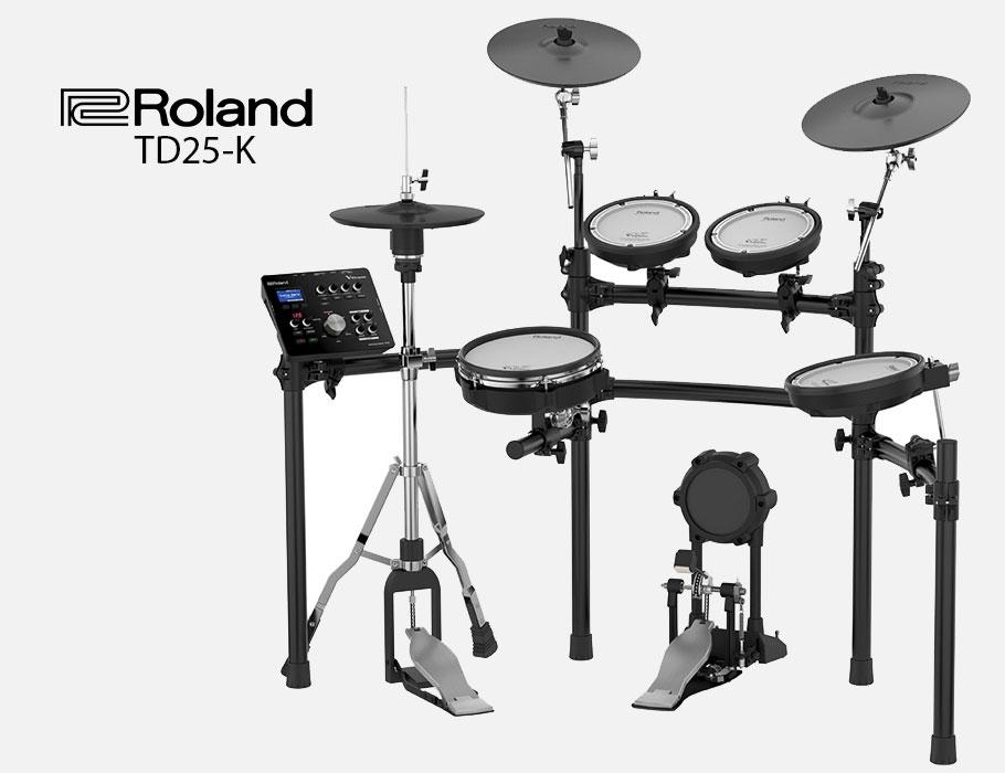درامز الکترونیکی رولند Roland TD-25K