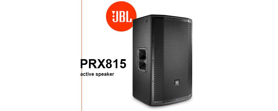 اسپیکر   باند اکتیو جی بی ال JBL PRX815