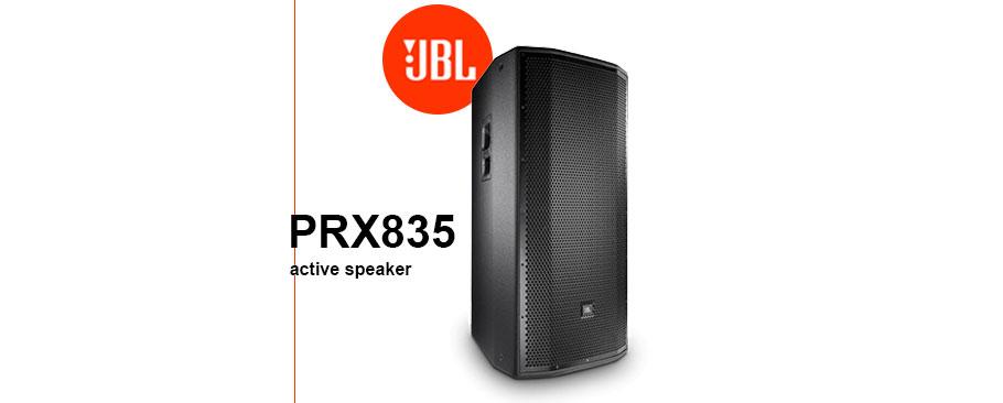 اسپیکر | باند اکتیو جی بی ال JBL PRX835